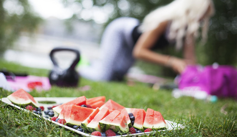 healthy2 - 5 Steps to a Healthier Lifestyle