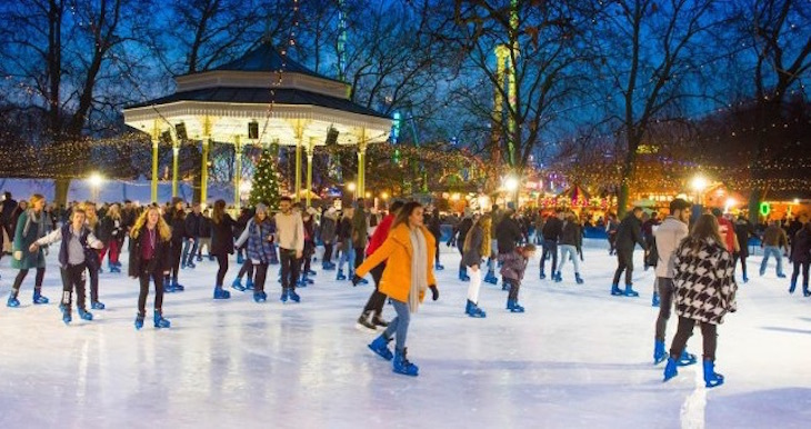 winterwonderland - 5 ways to keep fit in the winter months
